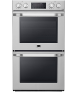 LG LSWD306ST 30 Inch Double Electric Wall Oven Convection in Stainless S... - $2,078.99