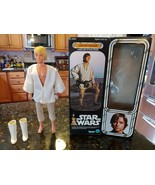 "Vintage Star Wars 12"" inch Luke Skywalker 1978 with Original Box! - $246.75"