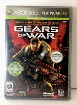 Gears of War -- Two-Disc Edition Microsoft Xbox 360, 2008  - $4.99