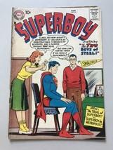 Superboy (1949-1979 1st Series DC) #63 - $29.70
