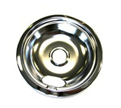 WB32X106 GE 8 Inch Chrome Burner Bow Genuine OEM WB32X106 - $14.23