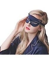 Cute Animal Sleep Eye Mask, OwMell Sexy Fox Cat Double-side Smooth Real ... - €12,61 EUR
