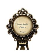 William Shakespeare Beware the Ides of March Bookmark - €11,07 EUR