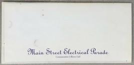 DISNEY MAIN STREET ELECTRICAL PARADE 2 CARD COLLECTOR SET 1996 Series 2 ... - $10.95