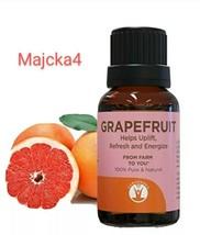 Aceite de Toronja Esencial Puro quemar grasa celulitis Pure GRAPEFRUIT oil - $9.49