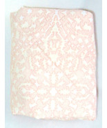 Pottery Barn Teen Starlight Geo Quilted Standard Sham Quartz Blush Pink ... - $22.31