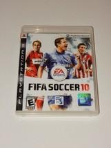 FIFA Soccer 10 (Sony PlayStation 3, 2009) - $4.99