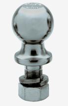 "Reese Towpower 2"" TRAILER HITCH BALL Chrome Standard Class V 6000lbs 740... - $18.99"