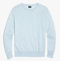 J. Crew Crew-Neck Sweater for Men, Blue, Size Large, g3750, Knitted - $19.39