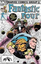 Fantastic Four Comic Book #253 Marvel Comics 1983 Very FINE- New Unread - £2.61 GBP