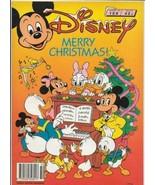 Disney Magazine #156 UK London Editions 1989 Color Comic Stories GOOD+ WS - $2.25