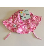 NWT Wee Wave SUN HAT ~Infant/Toddler Small/Medium~fits 13 lbs-22 Pink w ... - $9.46