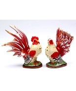 Rooster Mini  Salt & Pepper Shaker - $334,22 MXN