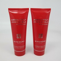 Absolutely Irresistible by Givenchy 75ml/2.5 oz Delicate Bath Gel Tube (... - $39.59