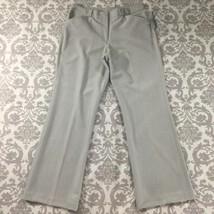 Worthington Womens Pants size 12 new nwt $36 Light Gray Bootcut Lightwei... - $27.50