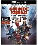 DCU: Suicide Squad: Hell To Pay (4K Ultra HD+Blu-ray+Digital, 2018) - $17.21