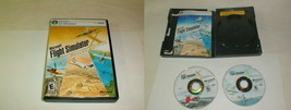 Microsoft Flight Simulator X Deluxe Edition PC DVD Game Win XP/Vista 2005 - $60.00