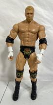 "2011 WWE Triple H 7"" Action Figure Wrestling Mattel Loose Hunter Hearst ... - $6.92"