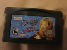 NINTENDO GAMEBOY GAME BOY ADVANCE SABRINA THE TEENAGE WITCH POTION COMMO... - $9.99