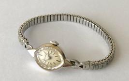 Vintage Ladies BENRUS 17 Jewels Spaidel USA Band Formal Watch Repair Parts - $14.35