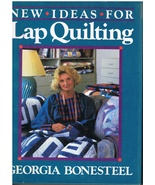 New Ideas for Lap Quilting Quilt Craft Sewing Book - $14.00