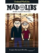 Undead Mad Libs [Paperback] Price, Roger and Stern, Leonard - $2.96