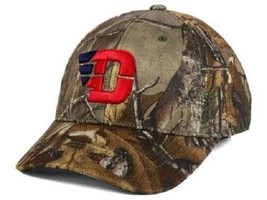 Dayton Flyers NCAA TOW Real Tree Camo Memory Fit Hat - $16.78