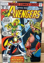 AVENGERS #166 (1977) Marvel Comics VG+ - $9.89
