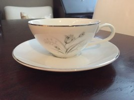 CREATIVE Royal Elegance Fine China Cup & Saucer... - $14.95