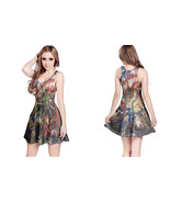 Rare new the avengers marvel reversible dress thumbtall