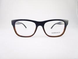 Versace MOD3199 Optical Frame Blue Havana Eyeglasses - $74.77