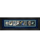 Humarock, Massachusetts Framed Letter Art - $39.95