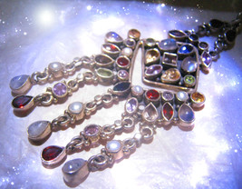 HAUNTED NECKLACE PALACE OF JEWELS - THE RICHES OF LIFE SECRET OOAK MAGICK - $9,577.77