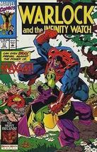 Warlock and the Infinity Watch #17 [Comic] [Jun 01, 1993] Marvel - $3.91