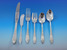 Lady Claire by Stieff Sterling Silver Flatware Set for 6 Service 36 pieces - $2,150.00