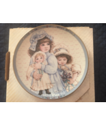 """Jan Hagara """"Mary Ann and Molly"""" limited edition collectors plate - $30.00"""