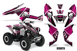 SIKSPAK CanAm Renegade 500 800 1000 Graphic Kit Wrap Quad Decal ATV REBI... - $189.95