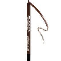 Kleancolor Waterproof Gel Eye Liner Pencil Brown Velvet - $5.69