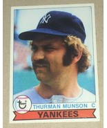 1979 TOPPS THURMAN MUNSON #2 NICE CARD - $2.97
