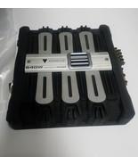KENWOOD KAC-8401 640 WATT RADIO STEREO AUDIO SOUND AMP AMPLIFIER BLACK M... - $68.59