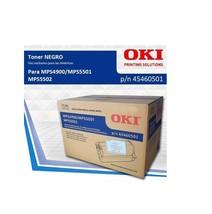 Okidata 45460501 Black Toner Cartridge For Oki MPS5501b MPS5502mb MPS550... - $165.32