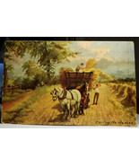 RT108 Tuck's Oilette 9222`Kentish Pastures Divded Back Postcard Not Post... - $5.00