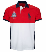 Polo Ralph Lauren Mens Performance Usa Rugby Jersey Shirt Big Pony - $134.99