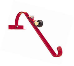 Qualcraft 2481 Ladder Hook with Wheel, One - $29.43