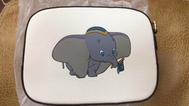 Dumbo Disney X Coach Camera Bag chalk crossbody limited edition 69252 SO... - $399.00