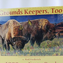 Grounds Keepers Too Jigsaw Puzzle 1000 Pieces By Rod Frederick 19x30 Age 10+ - $17.82