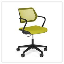 Steelcase QiVi 5-Star Chair by Steelcase, Upholstery = Wasabi; Shell and Base/ar - $625.00