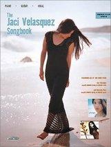 Jaci Velasquez Songbook [Jul 01, 1998] Velasquez, Jaci and Hal Leonard C... - $76.57