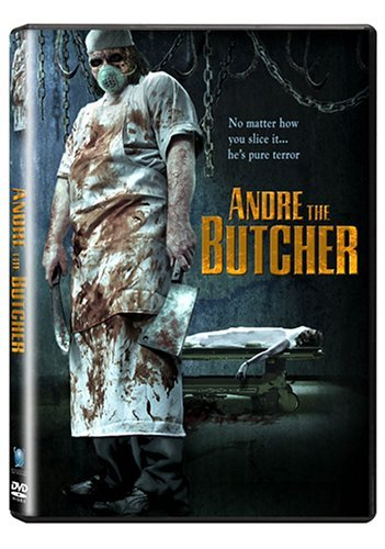 Andre the Butcher (2005) DVD