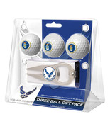 US Air Force Collegiate Hat Trick Divot Tool 3 ProVictory Ball Gift Pack - $27.95